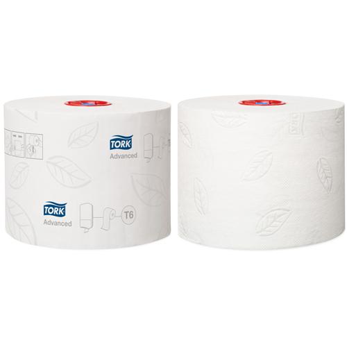 papier toilette rouleau Mid-size Tork T6