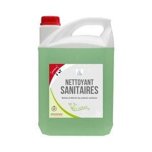 VERT NATURE NETTOYANT SANITAIRES_5L