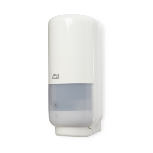 savon s4 sensor blanc